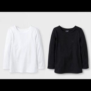 Cat & Jack long sleeve t shirts